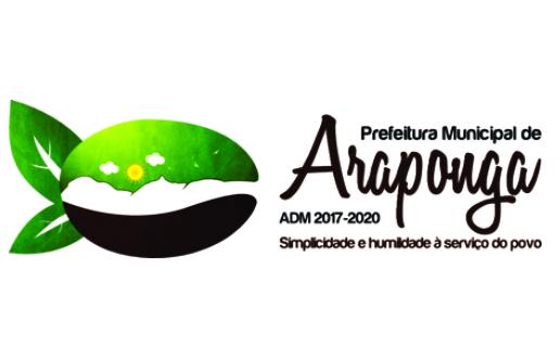 Prefeitura Municipal de Araponga-MG